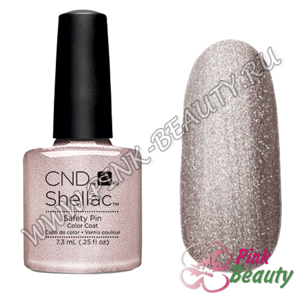 Shellac CND USA Safety Pin - Contradictions Collection 2015