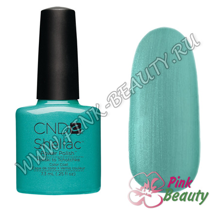 Shellac CND USA Hotski to tchotchke