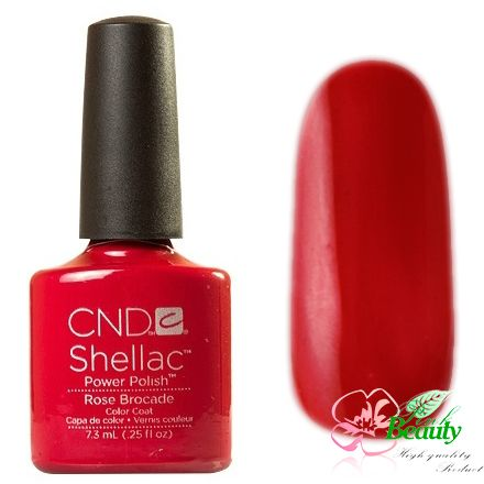 Shellac CND Korea Rose Brocade - Modern Folklore Collection 2014