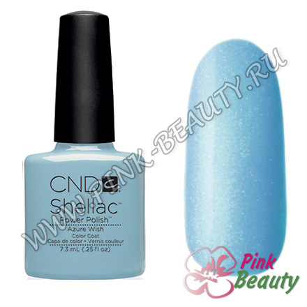 Shellac CND USA Azure Wish
