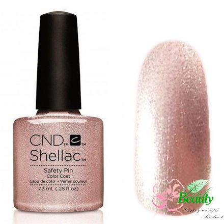 Shellac CND Korea Safety Pin - Contradictions Collection 2015