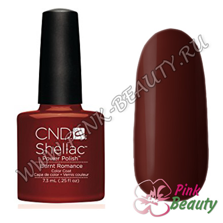 Shellac CND USA Burnt Romance