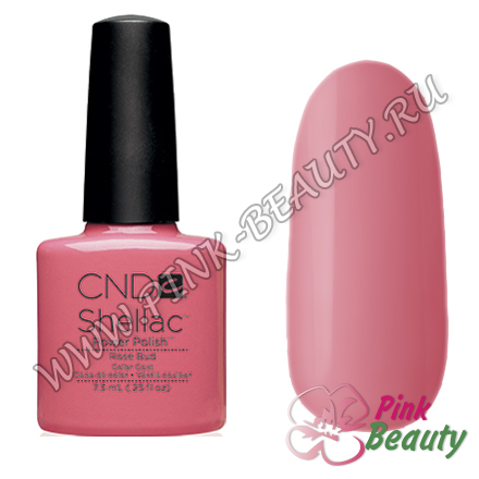 Shellac CND USA Rose bud