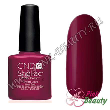 Shellac CND USA Tinted Love