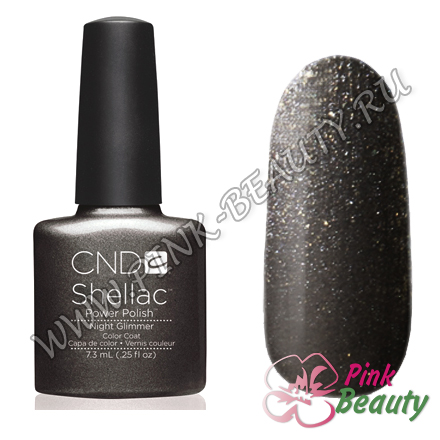Shellac CND USA Night Glimmer