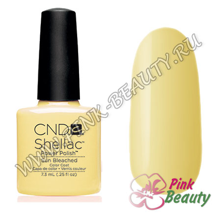 Shellac CND USA Sun Bleached - Open Road Collection 2014