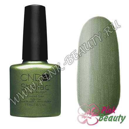 Shellac CND USA Frosted Glen - CHARMED Limited Collection