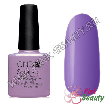 Shellac CND USA Lilac Longing