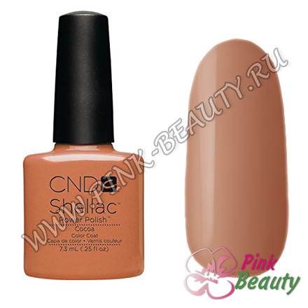 Shellac CND USA Cocoa