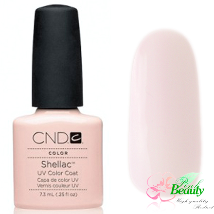 Shellac CND Korea Clearly pink