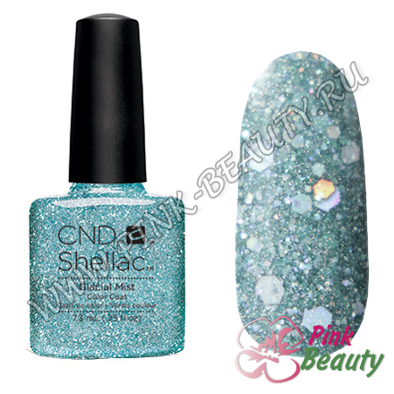 Shellac CND USA Glacial Mist - Aurora Collection 2015