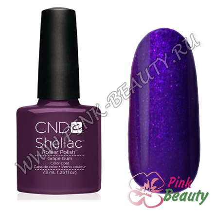 Shellac CND USA Grape Gum