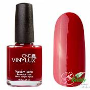 Лак CND Vinylux USA Bloodline №106