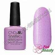 Shellac CND USA Beckoning Begonia - Garden Muse Collection 2015